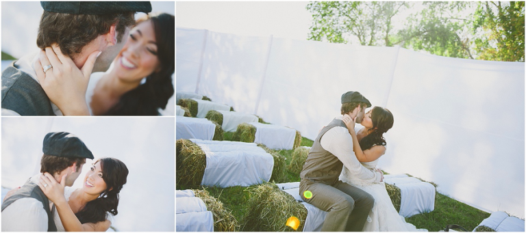 Vintage Inspired Moose Jaw Farm Wedding (5)